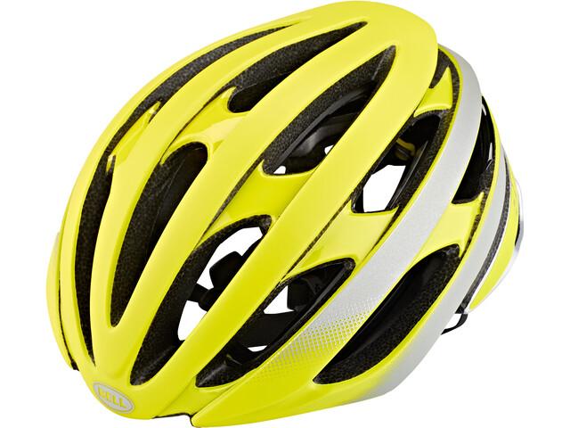 Bell Stratus Ghost MIPS Helmet matte/gloss hi-viz reflective